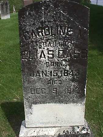 GASS, CAROLILNE M - Henry County, Iowa | CAROLILNE M GASS