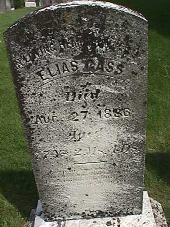 GASS, ELIAS - Henry County, Iowa | ELIAS GASS