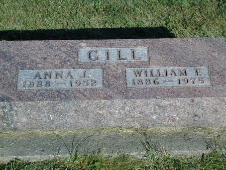 GILL, WILLIAM E. - Henry County, Iowa | WILLIAM E. GILL