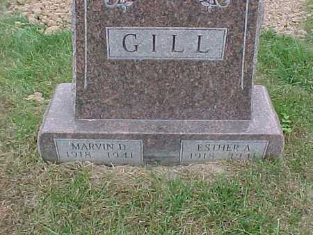 GILL, ESTHER - Henry County, Iowa | ESTHER GILL