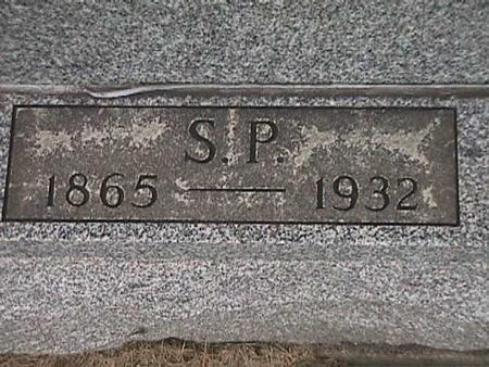 GOLDSMITH, S. P. - Henry County, Iowa | S. P. GOLDSMITH