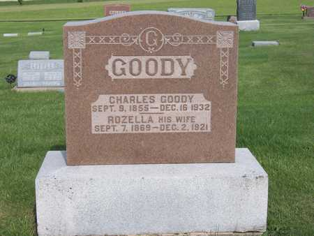 GOODY, ROZELLA - Henry County, Iowa | ROZELLA GOODY