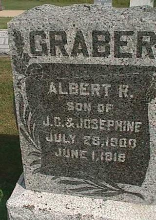 GRABER, ALBERT - Henry County, Iowa | ALBERT GRABER