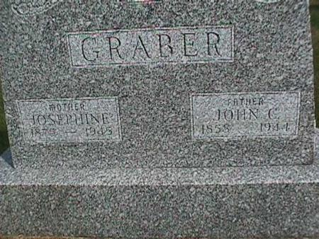 GRABER, JOHN C. - Henry County, Iowa | JOHN C. GRABER