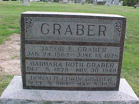GRABER, BARBARA - Henry County, Iowa | BARBARA GRABER