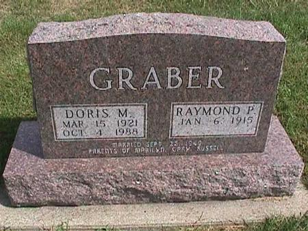 GRABER, DORIS - Henry County, Iowa | DORIS GRABER