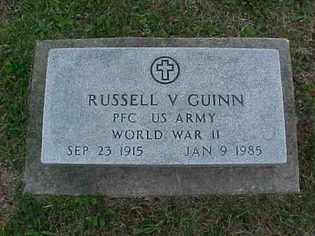 GUINN, RUSSELL - Henry County, Iowa | RUSSELL GUINN