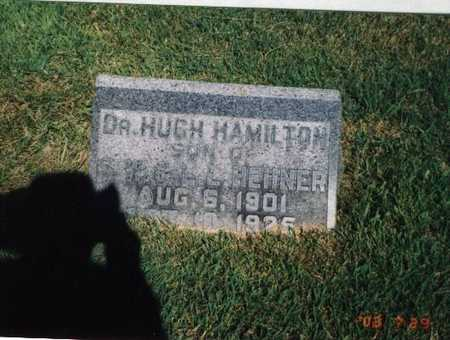 HAMILTON, DR. HUGH - Henry County, Iowa | DR. HUGH HAMILTON