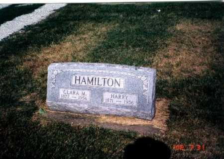 HAMILTON, HARRY - Henry County, Iowa | HARRY HAMILTON