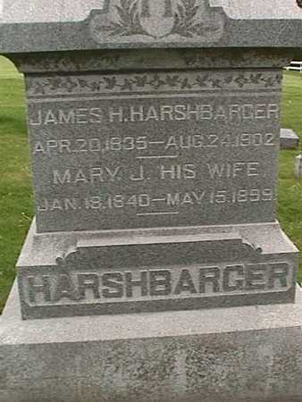 HARSHBARGER, JAMES - Henry County, Iowa | JAMES HARSHBARGER