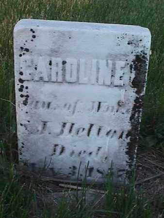 HELLON, CAROLINE - Henry County, Iowa | CAROLINE HELLON