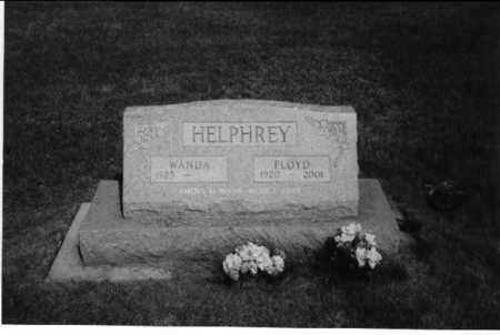 HELPHREY, FLOYD IRWIN - Henry County, Iowa | FLOYD IRWIN HELPHREY