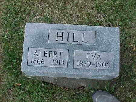 HILL, EVA - Henry County, Iowa | EVA HILL