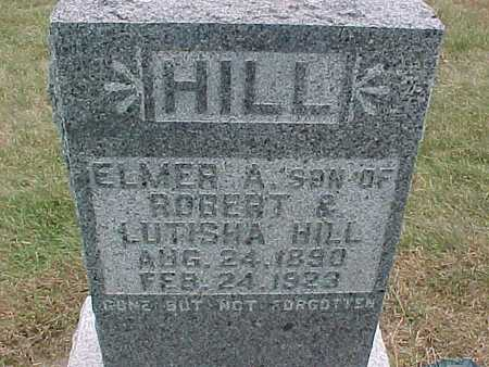 HILL, ELMER - Henry County, Iowa | ELMER HILL