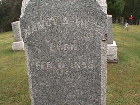 HITE, NANCY A. - Henry County, Iowa | NANCY A. HITE