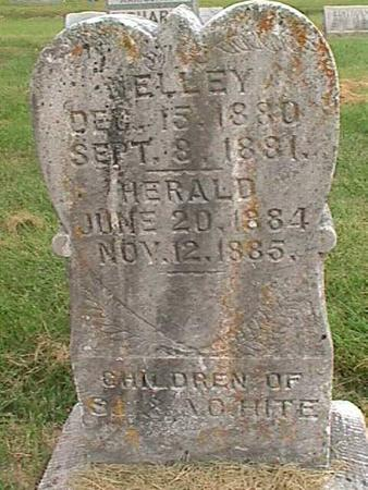 HITE, NELLEY - Henry County, Iowa | NELLEY HITE