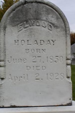 HOLADAY, ELWOOD - Henry County, Iowa | ELWOOD HOLADAY