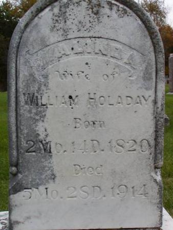HOLADAY, MALINDA (WOODY) - Henry County, Iowa | MALINDA (WOODY) HOLADAY