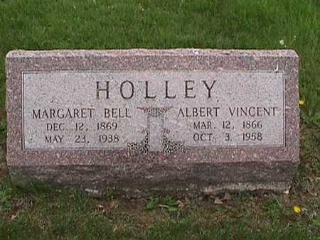 HOLLEY, ALBERT VINCENT - Henry County, Iowa | ALBERT VINCENT HOLLEY