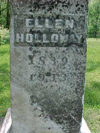 HOLLOWAY, ELLEN - Henry County, Iowa | ELLEN HOLLOWAY