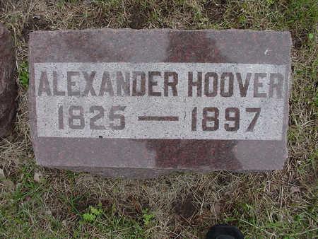 HOOVER, ALEXANDER - Henry County, Iowa | ALEXANDER HOOVER
