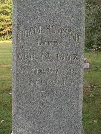 HOWARD, HIRAM - Henry County, Iowa | HIRAM HOWARD