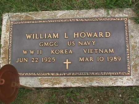 HOWARD, WILLIAM - Henry County, Iowa | WILLIAM HOWARD