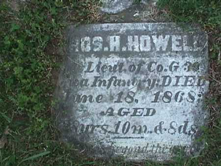 HOWELL, JOSEPH - Henry County, Iowa | JOSEPH HOWELL