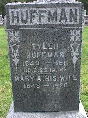 HUFFMAN, TYLER - Henry County, Iowa | TYLER HUFFMAN