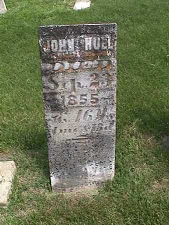 HULL, JOHN - Henry County, Iowa | JOHN HULL