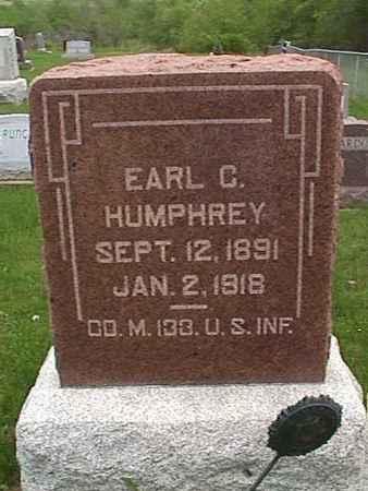 HUMPHREY, EARL C. - Henry County, Iowa | EARL C. HUMPHREY