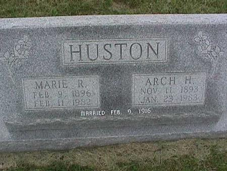 HUSTON, MARIE - Henry County, Iowa | MARIE HUSTON