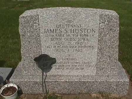 HUSTON, JAMES - Henry County, Iowa | JAMES HUSTON