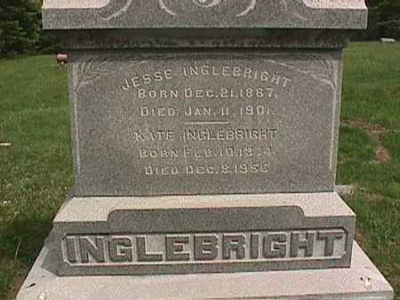 INGLEBRIGHT, KATE - Henry County, Iowa | KATE INGLEBRIGHT