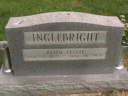 INGLEBRIGHT, KEITH LESLIE - Henry County, Iowa | KEITH LESLIE INGLEBRIGHT