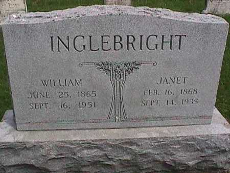 INGLEBRIGHT, JANET - Henry County, Iowa | JANET INGLEBRIGHT