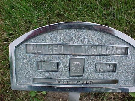 INGWERSEN, ALFRED T. - Henry County, Iowa | ALFRED T. INGWERSEN