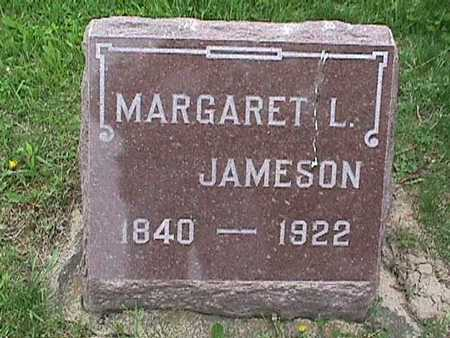 JAMESON, MARGARET - Henry County, Iowa | MARGARET JAMESON