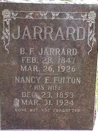 JARRARD, NANCY E - Henry County, Iowa | NANCY E JARRARD