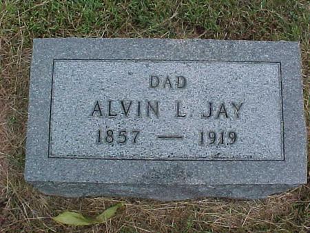 JAY, ALVIN L. - Henry County, Iowa | ALVIN L. JAY