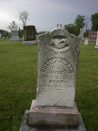 JAY, JOSEPH - Henry County, Iowa | JOSEPH JAY
