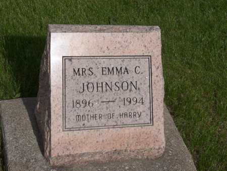 JOHNSON, EMMA C. - Henry County, Iowa | EMMA C. JOHNSON