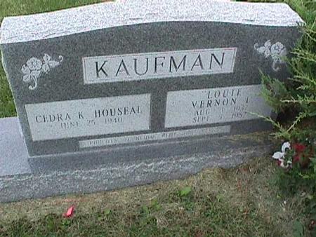 KAUFMAN, LOUIE - Henry County, Iowa | LOUIE KAUFMAN