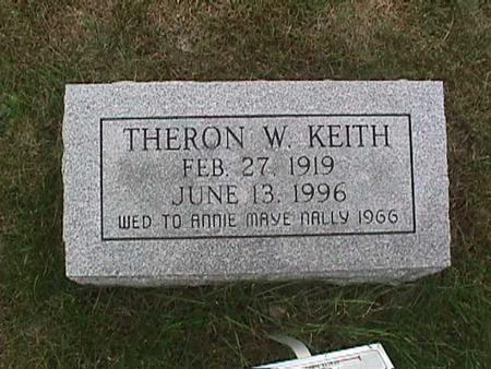 KEITH, THERON - Henry County, Iowa | THERON KEITH