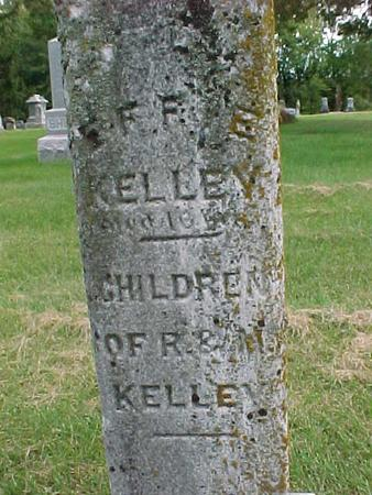 KELLEY, EFFIE - Henry County, Iowa | EFFIE KELLEY
