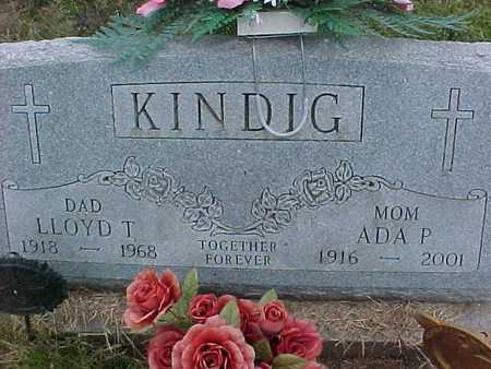 KINDIG, LLOYD - Henry County, Iowa | LLOYD KINDIG
