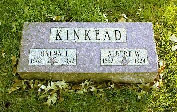 KINKEAD, ALBERT W - Henry County, Iowa | ALBERT W KINKEAD