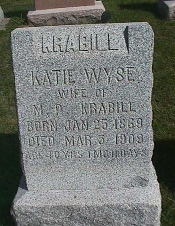 KRABILL, KATIE - Henry County, Iowa | KATIE KRABILL