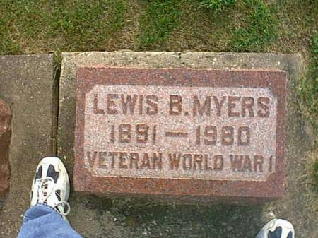 MYERS, LEWIS B. - Henry County, Iowa | LEWIS B. MYERS