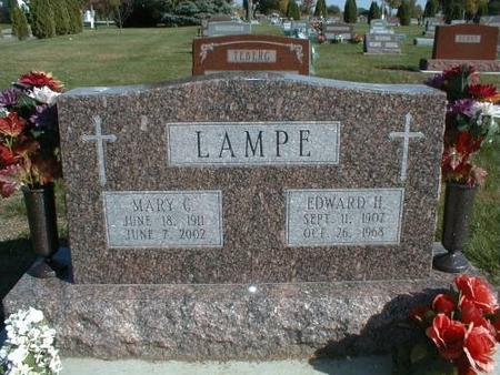 LAMPE, EDWARD H - Henry County, Iowa | EDWARD H LAMPE